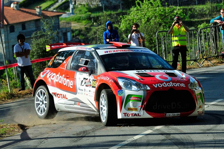 DS 3 VODAFONE TEAM CASTELO BRANCO