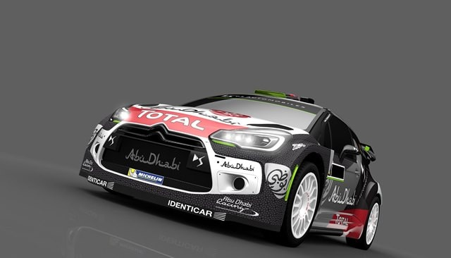 New Look DS 3 WRC