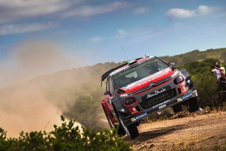 CITROEN RACING - CITROEN C3 WRC_CBreen